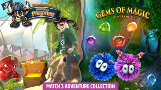 三消冒险系列 Match 3 Adventure Collection