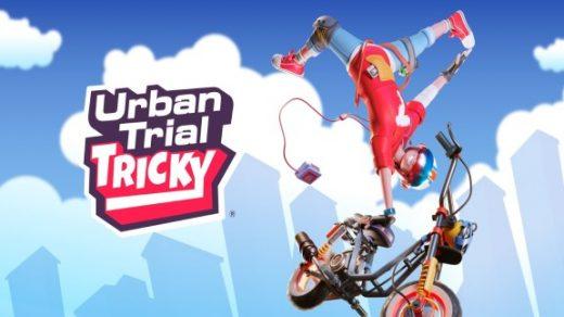 城市特技摩托 Urban Trial Tricky