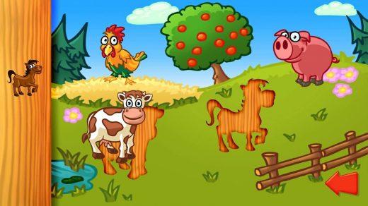 动物拼图 Animal Puzzle