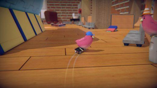 滑板鸟 SkateBIRD