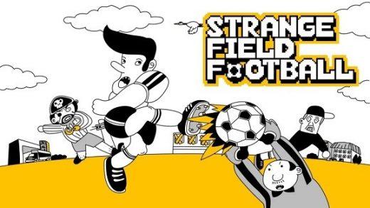 奇怪场地足球 Strange Field Football