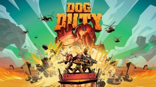 狗的使命 Dog Duty