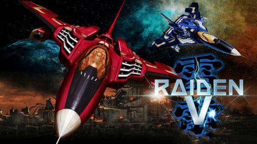 雷电V:导演剪辑版 Raiden V: Director's Cut