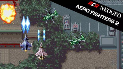 四国战机2 ACA NEOGEO AERO FIGHTERS 2