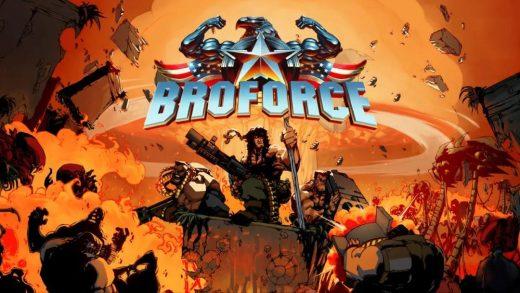 武装原型 Broforce
