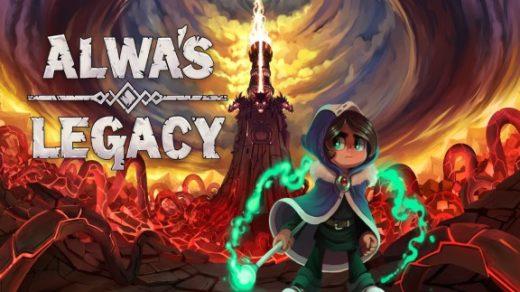 阿尔瓦的遗产 Alwa's Legacy