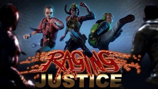 怒火判官 Raging Justice