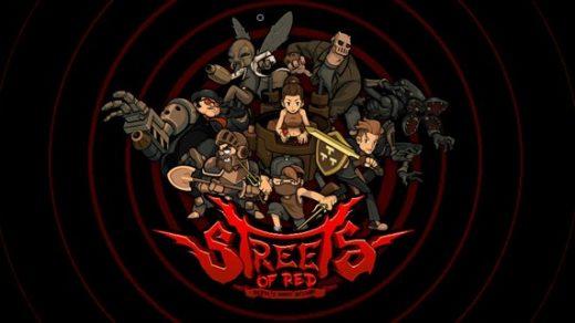 赤红之街:恶魔的挑战豪华版 Streets of Red - Devil's Dare Deluxe