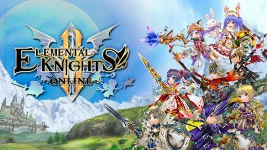 元素骑士R Elemental Knights R