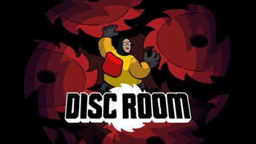 圆盘房间 Disc Room