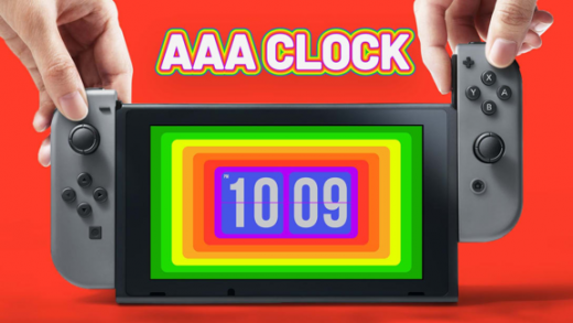 AAA时钟 AAA Clock