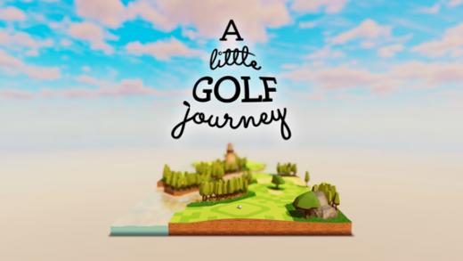 高尔夫小游记 A Little Golf Journey