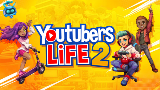 油管up主的幸福生活2 Youtubers Life 2