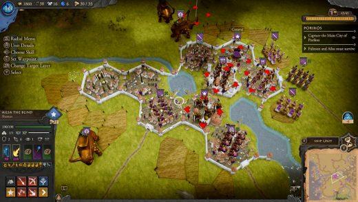 幻想将军2 Fantasy General II: Invasion