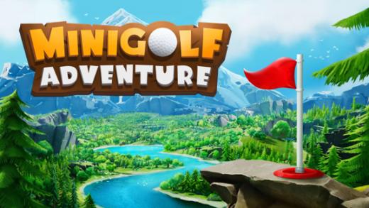 迷你高尔夫冒险 Minigolf Adventure