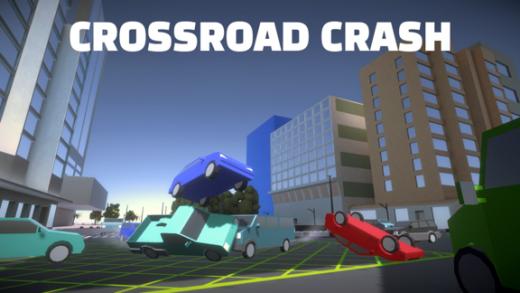 路口车祸 Crossroad crash