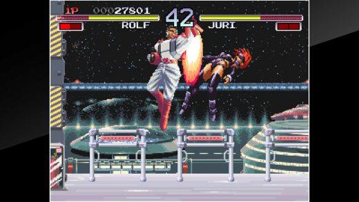 银河快打:宇宙战士 ACA NEOGEO GALAXY FIGHT: UNIVERSAL WARRIORS